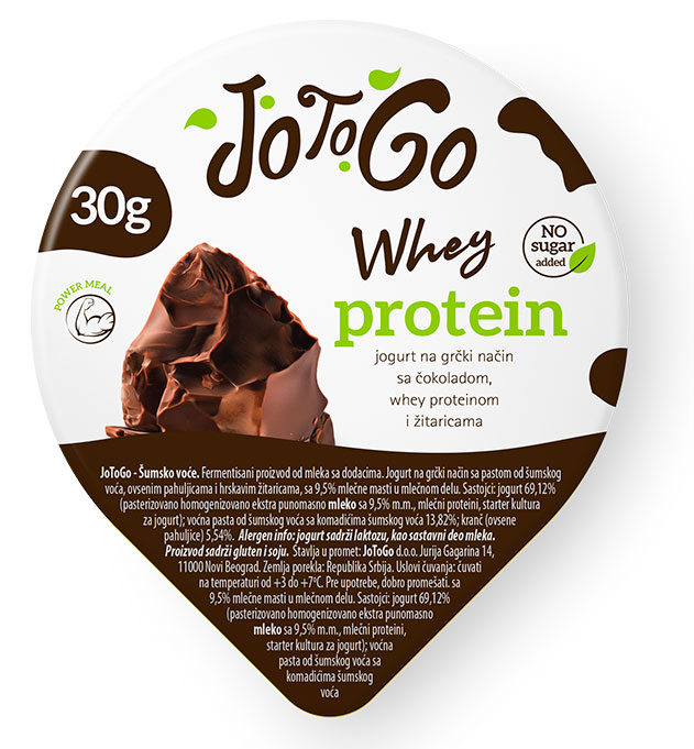 Proizvodi protein čokolada